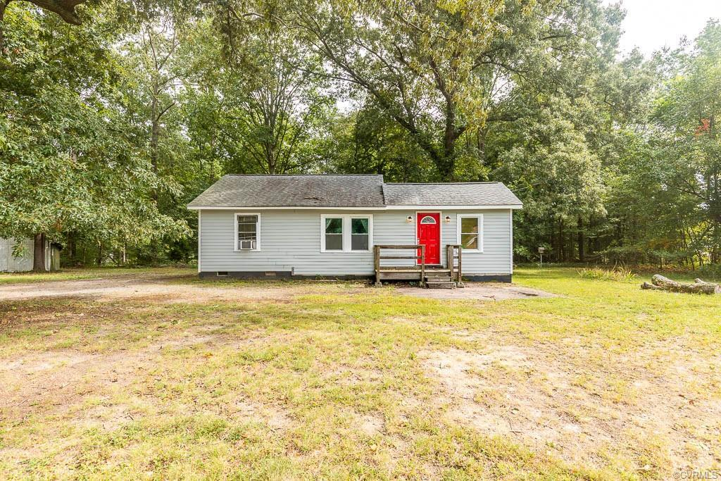 Welcome home to cozy Varina. This property is nestled on a spacious two acre lot and features upgrad