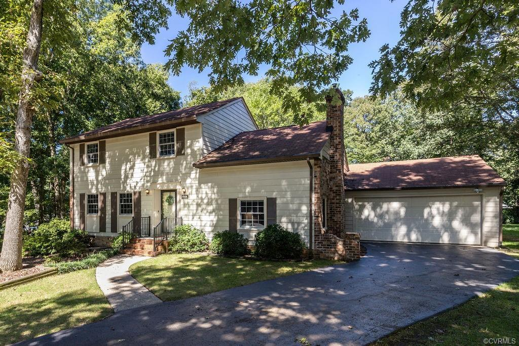 You are going to LOVE this 4 Bed, 2.5 Bath home located on over HALF AN ACRE in the sought-after Edg