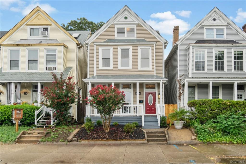 Welcome to this bright, newly renovated home in the heart of Richmond. A spectacular blend of well k