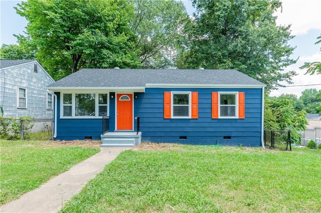 You must see this beautifully renovated three bedroom home in Fulton Area.  From top to bottom this