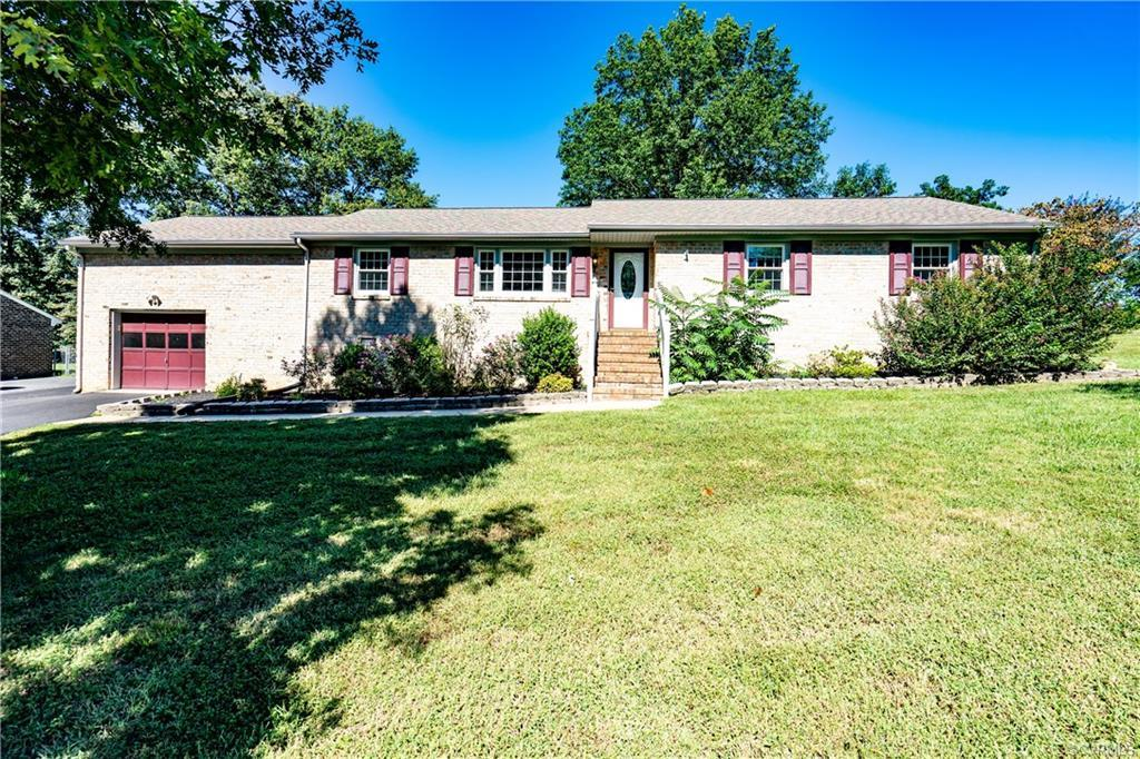 This Beautiful ONE-owner Brick home is incredible.  Located in the heart of Chester, this home is cl