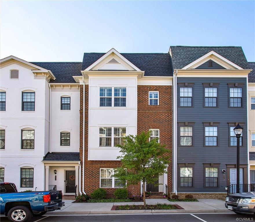 Wonderfully located in Libbie Mill, this 3 bed, 3.1 bath townhome is a true find. As you approach it