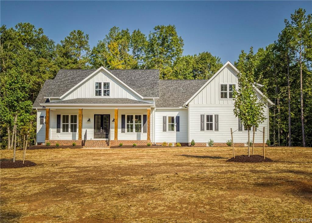 Welcome to Maple Grove ~ Offering the Stunning Southern Magnolia Plan ~ by Evergreen Homecrafters. H