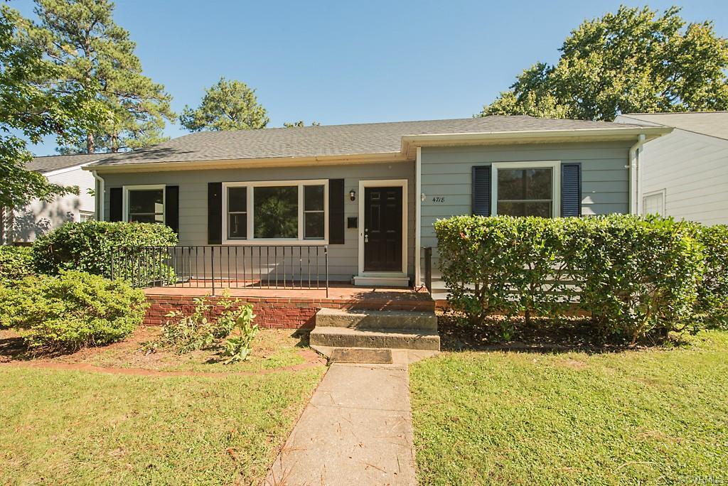 Welcome to 4718 Fitzhugh Avenue.  3 bedroom rancher in Monument Avenue Park.  Kitchen updates includ