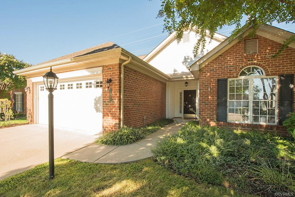Welcome to your new Maintenance Free home in a Beautiful and active age-restricted community with a