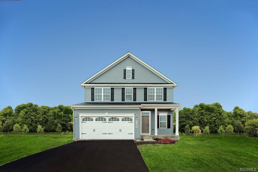 Welcome to KENSINGTON MEADOWS in Eastern Henrico! Featuring a brand new single-family home community
