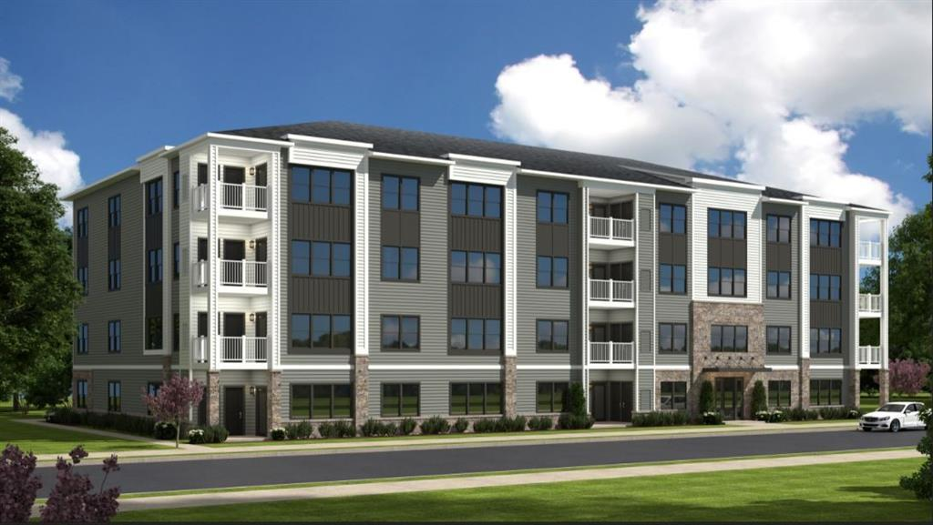 The Emerald floor plan offers lots of closet space and a private balcony. Introducing a first of its