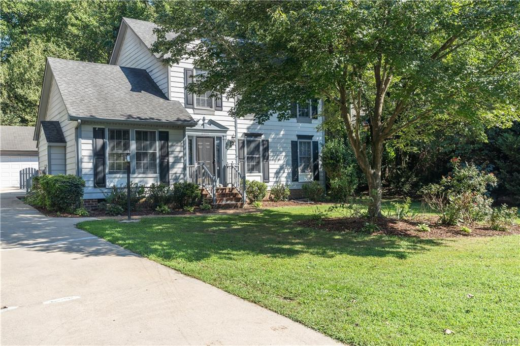 Come see this great colonial before it is gone! Your new home features, a formal living room, formal