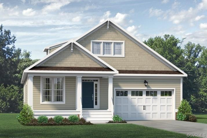 Welcome to the Ashley  by Main Street Homes. This UNDER CONSTRUCTION Energy Star certified 2 story h