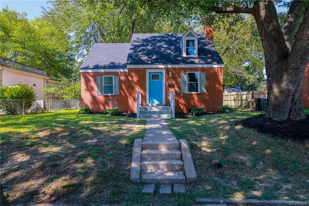 Come see this renovated beauty in the heart of RVA! This 4 bedroom/2 full bath home features a new r