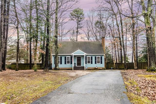 Welcome Home to this Adorable Cape Cod!  This home features newer Pergo Wood Floors in the Family Ro