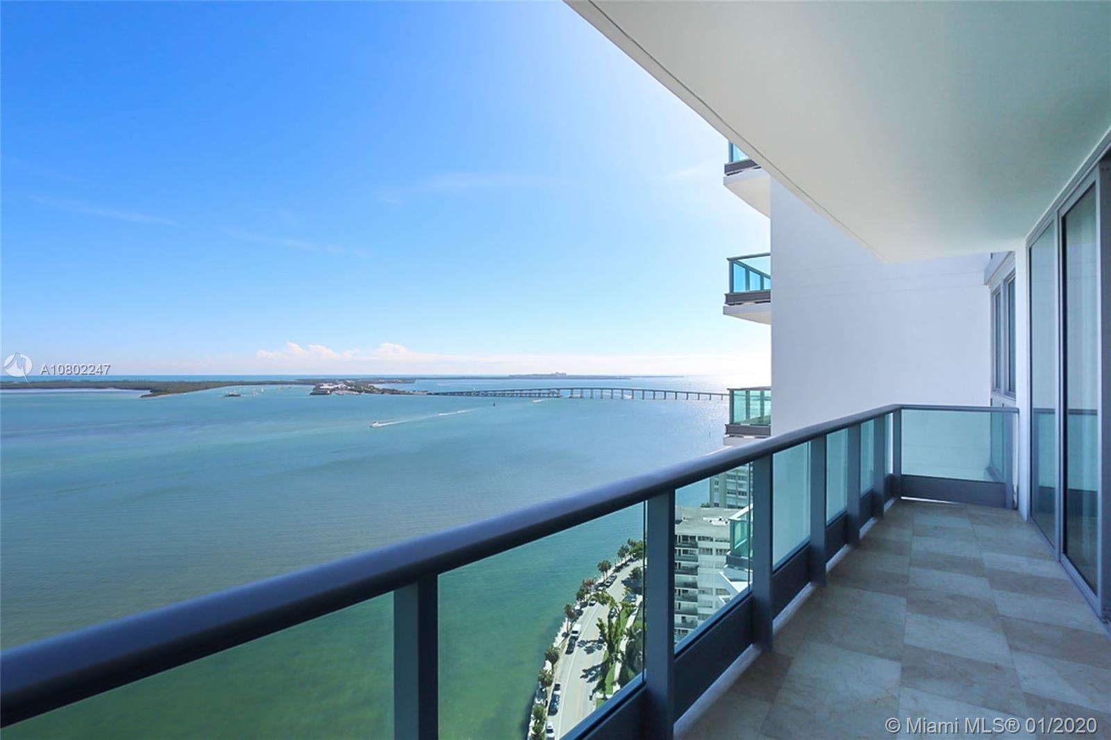 IMPECCABLE UNIT AT sought after JADE RESIDENCES. Large 2 BED + DEN with expansive balcony with breat