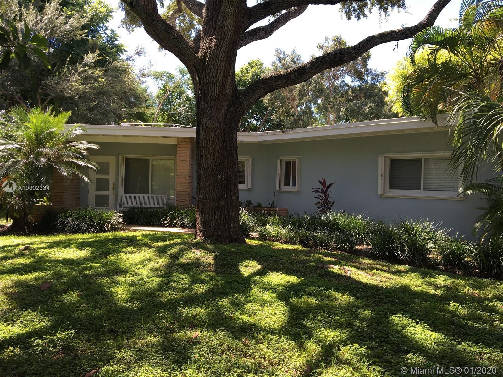 Location, location, location!!!!  Desirable Pinecrest, large lot, Charming one story 1312 sq. ft. si
